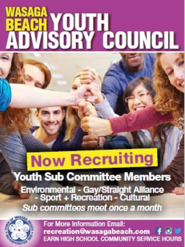 Youth Advisory Council Poster Image